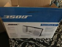 Bose sound dock tx in immaculate condition like new