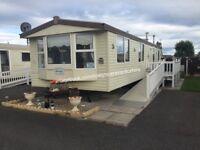Luxury 2 Bedroom Caravan For Hire / Rent Towyn North Wales