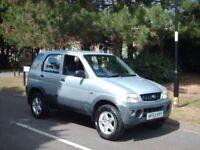 AUTOMATIC DAIHATSU TERIO FOUR WHEEL DRIVE,1300CC