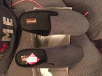 Cotswold slippers size 9 BNWT