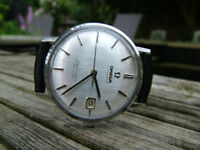 100% Genuine & All Original Omega Seamaster DeVille Vintage 1962 Swiss 34mm Auto Watch WARRANTY