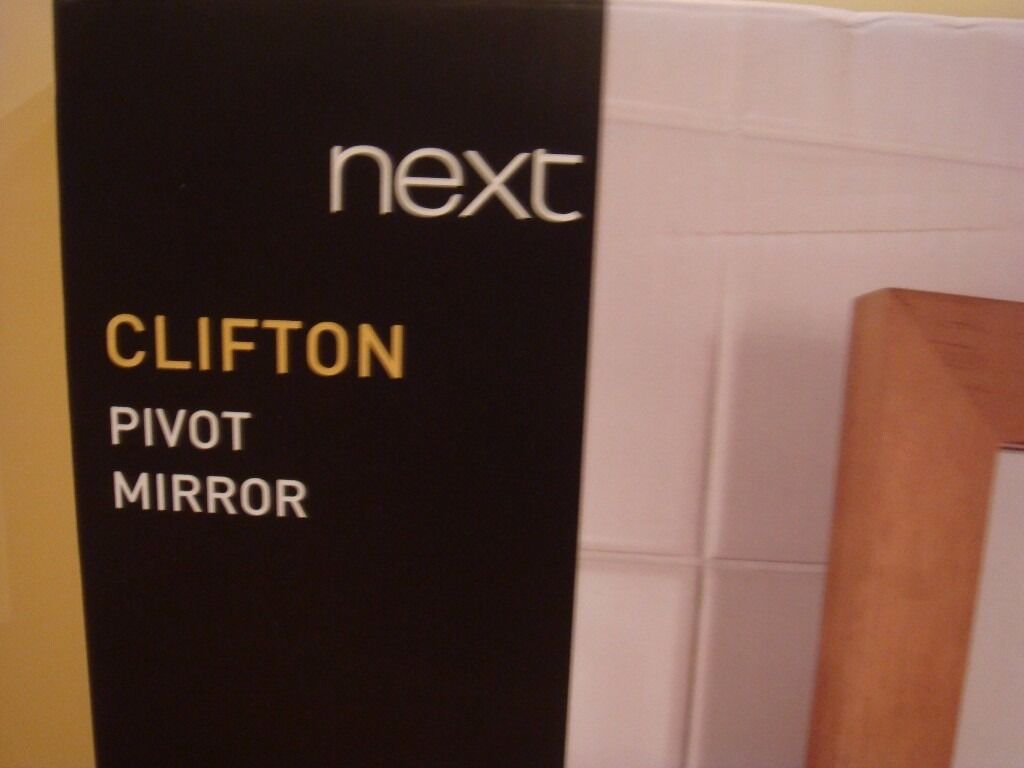 Next bathroom mirror