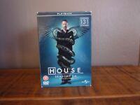 House MD DVD Boxset Seasons 1 to 6