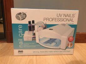 Used UV Nails Professional Kit