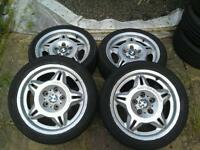 Bmw m3 motorsport alloys