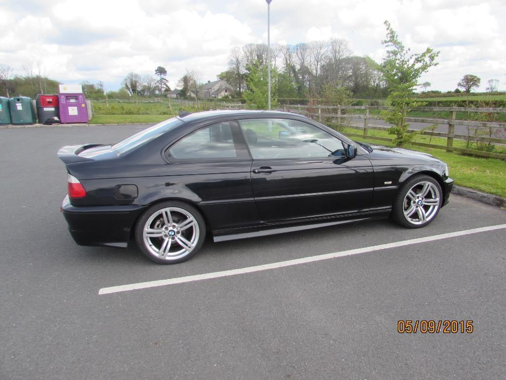 Bmw 323 Ci Se Year 2000 Excellent Condition In Moira