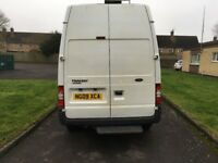 Ford transit 140 t350 lwb/high top for sale