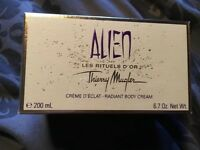 Alien body lotion and body cream 200 ml