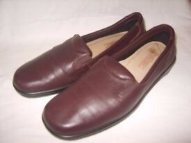 Hotter Glove Ladies Shoes Size 6 Wide fit