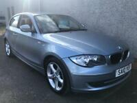 BMW 1 SERIES SPORT , 2010 REG *FINANCE AVAILABLE * ONLY 54000 MILES + HISTORY * YEARS MOT , WARRANTY
