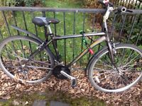 used Raleigh Aluminum AL6061 AirLite Road Bike and Accessories