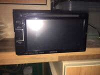 Kenwood Double Dint Cd/DVD Player
