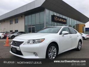 2014 Lexus ES 350 LEATHER AND NAVIGATION PACKAGE
