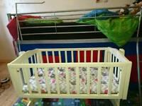 Swinging Cradle