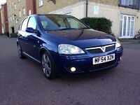 Vauxhall Corsa C SRI 1.7 CDTI 100