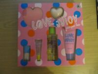 Love Juicy Pamper Box New never used Ideal present