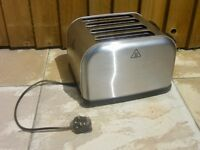 Sublime Metallic Toaster