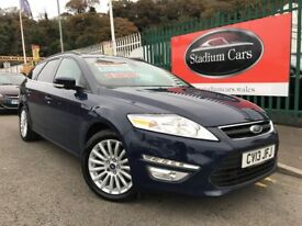 2013 (13 reg) Ford Mondeo 1.6 TD ECO Zetec Business 5dr (start/stop) Estate Diesel 6 Speed Manual
