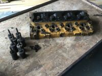 PERKINS A 4236 CYLINDER HEAD