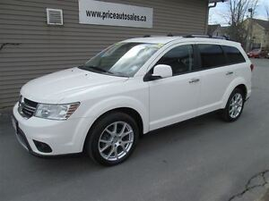 2012 Dodge Journey R/T-HEATED LEATHER SEATS-REMOTE START!!!