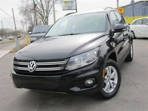 2014 Volkswagen Tiguan TSI~ONE OWNER~72KMS~MANUAL~LOW KMS !!!