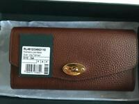 Mulberry Darley Purse with Postman's Lock