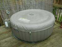 Intex Pure Spa. Hot Tub. In good working order.
