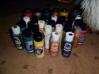 Acrylic Craft Paints