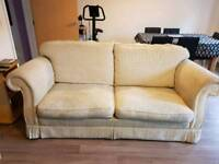 FREE sofa armchair and footstool