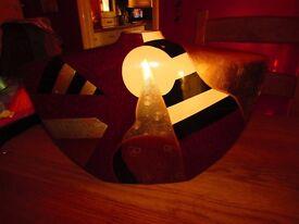 Unusual quirky art deco vase