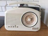Steepletone Radio