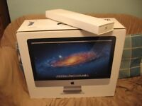 """Apple iMac 21.5"""" 2.5GHz 12GB (Mid 2011) Boxed"""