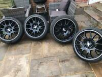 BBS Alloy wheels 19 ibch