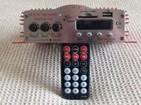 Kinter MA-200 4 ch amplifier