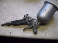 SMALL ALLOY SPRAY GUN AIR TYPE