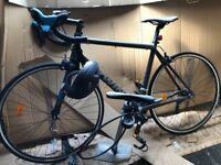Decathlon btwin Triban 500 SE road bike 57 black