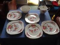 Windsor bone china Crockery set