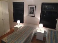 2 X DOUBLE ROOM IN MODERN HOUSE, 4 BATHROOMS, OPEN PLAN KITCHEN, 4 MIN WALK TOTTENHAM HALE TUBE