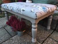 Gorgeous Refurbished Bedroom Dining Bench Window Seat Footstool