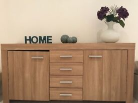 Dining room or kitchen sideboard