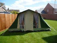 Litchfield Wayfarer 4 berth frame tent