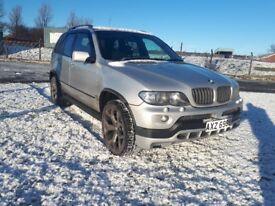 BMW X5 SPORT DIESEL 2005 PX OR SWAP CASH OFFERS