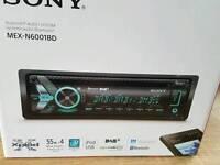 Bluetooth/DAB car stereo