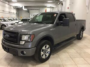 2014 Ford F-150 FX4 5L MAGS SUPERCREW