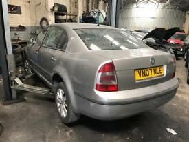 Skoda Breaking For Spares 1.9 tdi