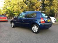 Renault Clio 1.1L - Brand New M.O.T Low Insurance Group Ideal First Car