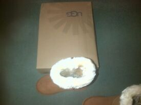 UGG BOOTS-AS NEW
