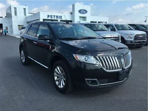 2013 Lincoln MKX LOADED!