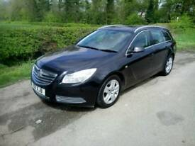 2011 Vauxhall Insignia exclusive