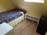 Small attic room for ONLY £75 per week all inclusive.